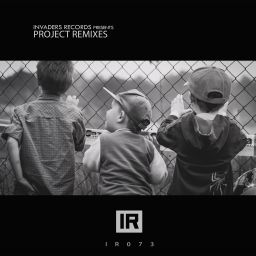 Pulserz & Secret Unity & Rekson - Invaders Records Presents: Project Remixes - Invaders Records - 12:18 - 29.05.2017