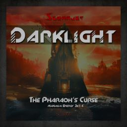 Darklight - The Pharaoh's Curse - Scramjet Records - 08:30 - 14.03.2014