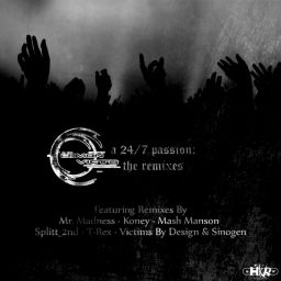 Cemon Victa - A 24/7 Passion: The Remixes - Hard Kryptic Records - 34:49 - 15.02.2013