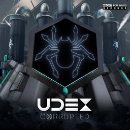 Udex - Corrupted - Heart For Hard Records - 41:33 - 13.02.2020