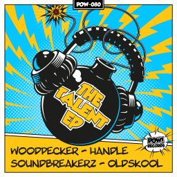 Woodpecker & Soundbreakerz - P.O.W. Talent EP. (original) - Pow Records - 07:17 - 24.09.2020