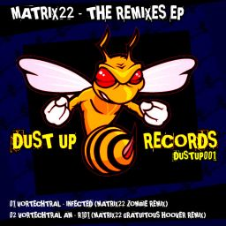 Various Artists - The Matrix22 Remixes EP - Dust Up Records - 13:12 - 29.09.2008