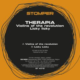 Therapia - Licky Licky / Violins of the Revolution - Stomper - 12:35 - 10.11.2008