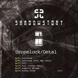 Various Artists - Continuum EP - Shadow Story - 36:49 - 06.04.2015