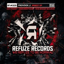 Provdox - Priest EP - Refuze Records - 11:17 - 23.05.2016