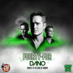 Various Artists - Fourty For Dano EP - Point44 Records - 17:57 - 09.04.2018