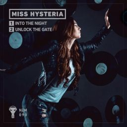 Miss Hysteria - Into the Night - Enzyme - 10:40 - 30.11.2018