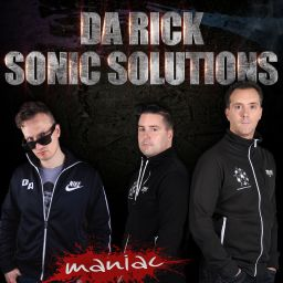 Da Rick & Sonic Solutions - Maniac - Jumper Records - 07:21 - 17.02.2016