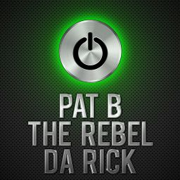 Pat B, The Rebel & Da Rick - Pushing The Buttons - Jumper Records - 07:15 - 17.02.2016