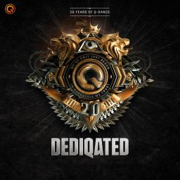 Various Artists - DEDIQATED - 20 Years Of Q-dance - Q-dance Compilations - 08:41:56 - 03.02.2020