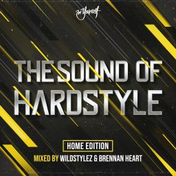 Various Artists - The Sound Of Hardstyle - Home Edition (Mixed by Wildstylez & Brennan Heart) - Be Yourself Music - 04:46:18 - 25.09.2020