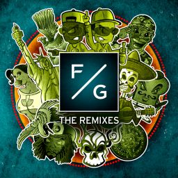 Various Artists - FVCK GENRES The Remixes - FVCK GENRES - 43:11 - 21.01.2021