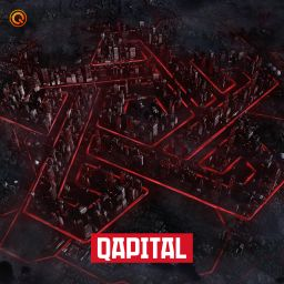 Various Artists - Qapital 2019 - Q-dance Compilations - 04:58:16 - 05.04.2019
