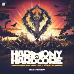 Various Artists - Harmony of Hardcore 2019 - Derailed Traxx - 05:48:49 - 03.06.2019
