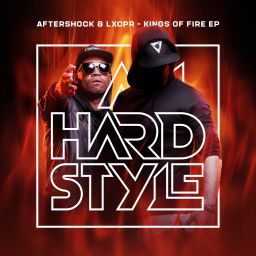 Aftershock, LXCPR - Kings Of Fire EP - I AM HARDSTYLE - 00:00 - 02.09.2019