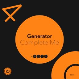 Generator - Complete Me - 4-Dots - 08:34 - 26.09.2016