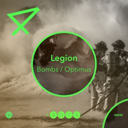 Legion - Bombs / Optimus - 4-Dots - 08:56 - 08.10.2018