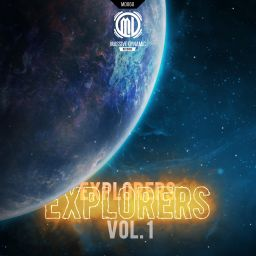 PTR / Lethal Red / Insecure - Explorers Vol. 1 (Original Mix) - Massive-Dynamic Records - 11:25 - 02.12.2019
