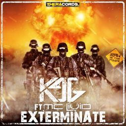 K96 Ft MC Livid - Exterminate - Theracords - 14:03 - 03.09.2014