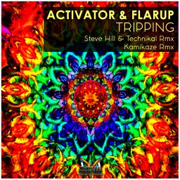 Activator & Flarup - Tripping (The Remixes) - Activa Records - 10:40 - 11.08.2017