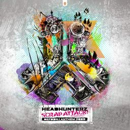 Headhunterz - Scrap Attack (Defqon.1 2009 Anthem) - Q-Dance Records - 13:18 - 25.06.2009