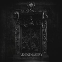 Ak-Industry - 9th Door - Aurora Mortem Records - 09:01 - 27.09.2019