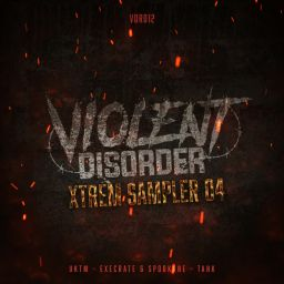 Various Artists - Xtrem Sampler 04 - Violent Disorder Records - 15:10 - 24.09.2019