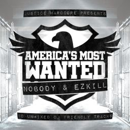 Nobody & EzKiLL - America's Most Wanted - Justice Hardcore - 43:43 - 04.10.2019