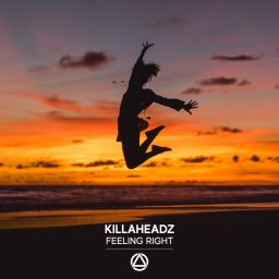 Killaheadz - Feeling Right - Ellivium Music - 08:17 - 11.10.2019