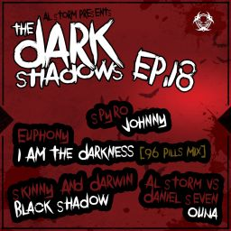 Various Artists - The Dark Shadows EP, Pt. 18 - 24/7 Hardcore - 16:43 - 11.10.2019