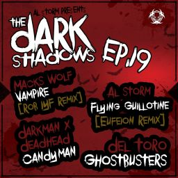 Various Artists - The Dark Shadows EP, Pt. 19 - 24/7 Hardcore - 15:26 - 11.10.2019