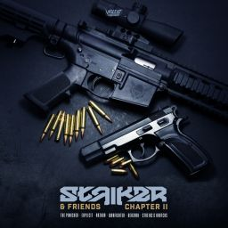 Striker - Striker & Friends Chapter 2 - Violent Disorder Records - 28:52 - 10.10.2019