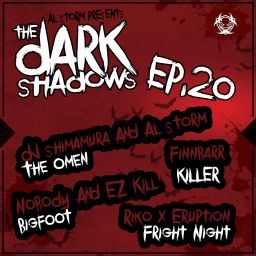 Various Artists - The Dark Shadows EP, Pt. 20 - 24/7 Hardcore - 16:40 - 18.10.2019
