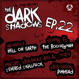 Various Artists - The Dark Shadows EP, Pt. 22 - 24/7 Hardcore - 14:57 - 18.10.2019