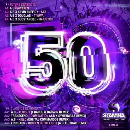 Various Artists - Stamina Records: 50 - Stamina Records - 50:29 - 28.10.2019