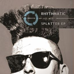 Rhythmatic - Splatter EP - Ozone Recordings - 16:59 - 04.11.2016