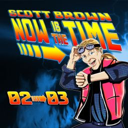 Scott Brown - Now is the time, 02-03 - Evolution Records - 02:34:14 - 06.12.2019