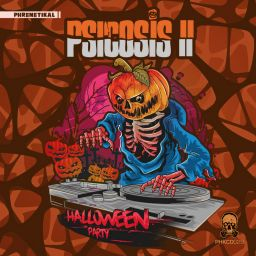 Various Artists - Psicosis II - Halloween Party - Phrenetikal Records - 43:01 - 08.12.2019