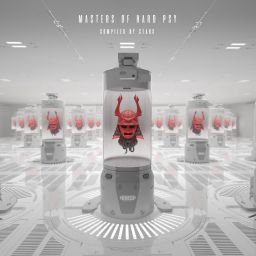 Various Artists - Masters of Hard Psy Compiled by STARX - Harsh Records - 01:16:50 - 27.01.2020