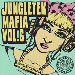 Various Artists - Jungletekmafia, Vol. 6 V.A - Amen4Tekno Records - 53:37 - 28.01.2020