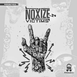 Noxize - Victims - Phrenetikal Records - 44:06 - 09.02.2020