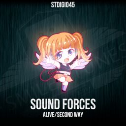 Sound Forces - Alive/Second Way - Smiley Tunes Digital - 10:02 - 23.02.2020