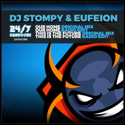 Eufeion - The Future EP - 24/7 Hardcore - 14:19 - 06.03.2020
