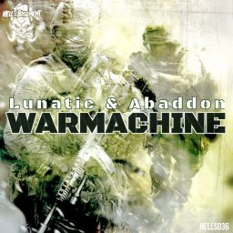 Abaddon - War Machine - Hell's Recordings - 12:47 - 12.03.2020