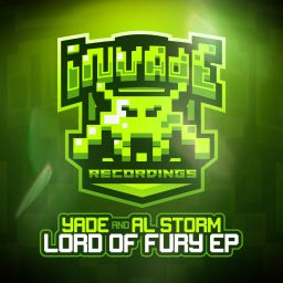 Al Storm - Lord Of Fury EP - Invade Recordings - 16:45 - 13.03.2020