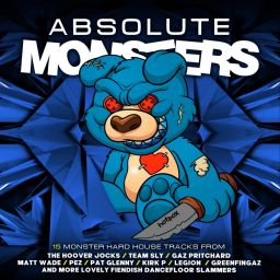 Various Artists - Absolute Monsters - Hot Box Digital - 01:59:19 - 22.06.2020