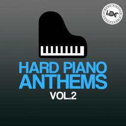 Various Artists - Hard Piano Anthems, Vol. 2 - Hard Dance Coalition - 06:36:02 - 25.09.2020