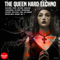 Various Artists - The Queen Hard Techno - Dolma Red - 01:08:15 - 05.10.2020