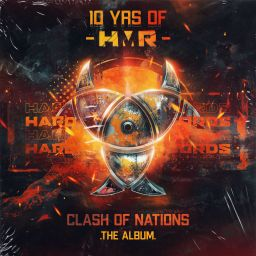 Various Artists - Clash Of Nations - Hard Music Records - 01:08:43 - 08.10.2020