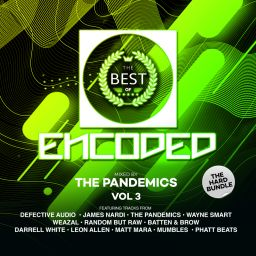 Various Artists - Best Of Encoded, Vol. 3 (The Hard Bundle) - Encoded - 02:46:25 - 20.11.2020